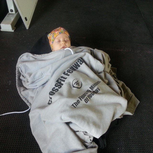 Independence: post-WOD recovery